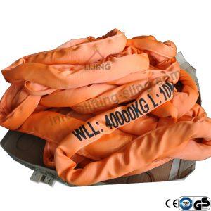 40T round sling