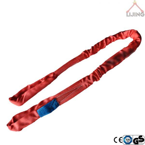 polyester eye&eye round sling 5t