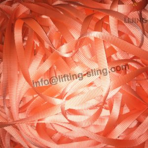 25mm lashing belt