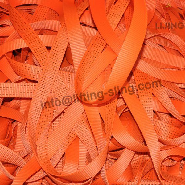 50mm orange lashing belt