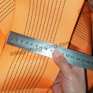 round sling sleeve 115mm